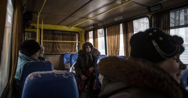 Ukraine, rebels both claim to control Donetsk airport