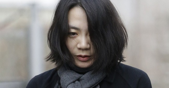 Former Korean Air exec pleads not guilty in nut rage case