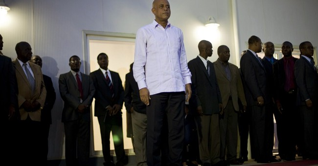 Haiti leader, ruling without parliament, gets new Cabinet