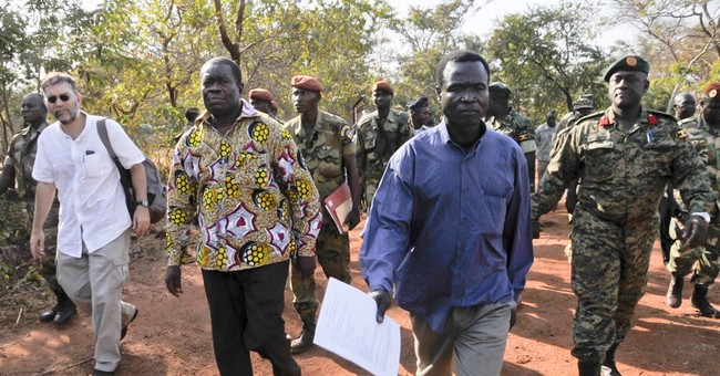 Surrendered LRA officer says he didn't want to die in bush