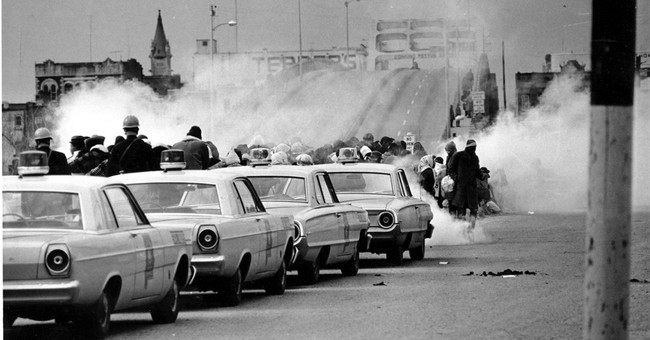 MLK honored; scattered protests over black deaths by police