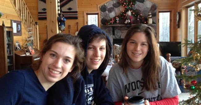 3 sisters missing in Wyoming wilderness are found safe