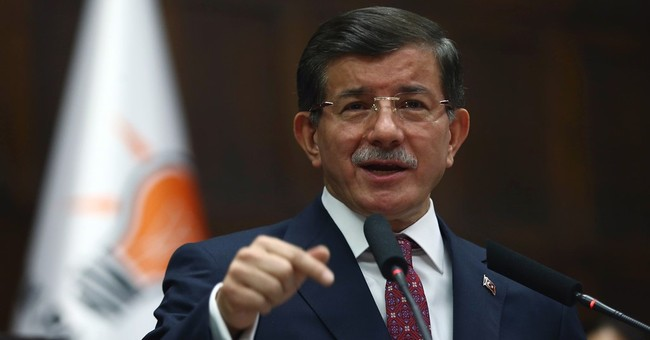 Turkey's Davutoglu tasked to form new government