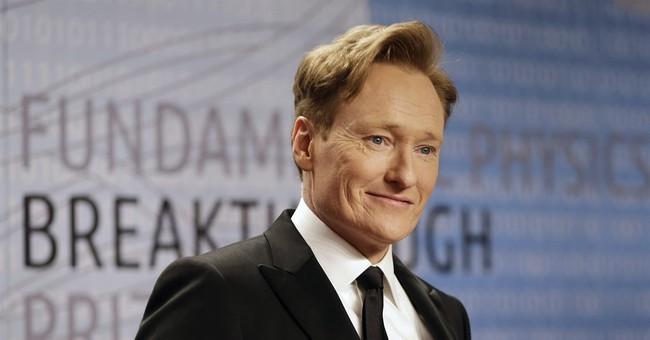 Conan O'Brien throws Comic-Con bingo party