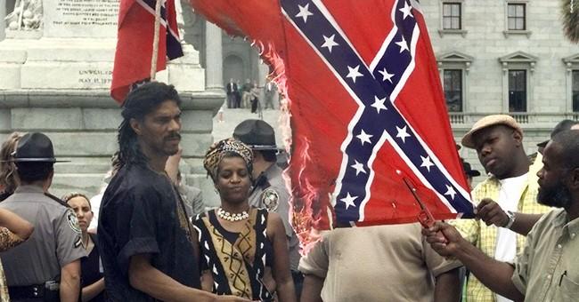 AP EXPLAINS: Confederate battle flag, flown around US South