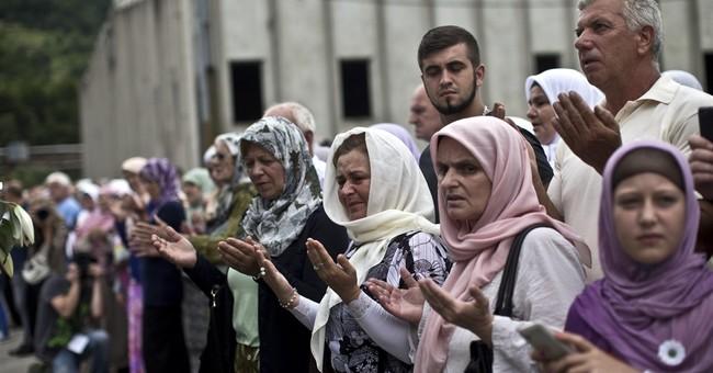 Timeline of the 1995 Srebrenica massacre in Bosnia