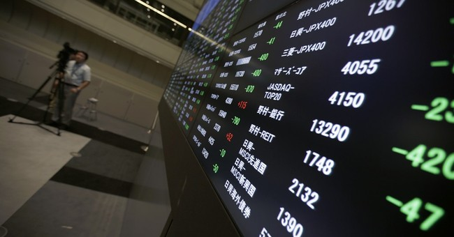 US stocks gain in early trading; European, China markets up