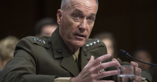 Joint Chiefs nominee: Russia biggest threat to US security