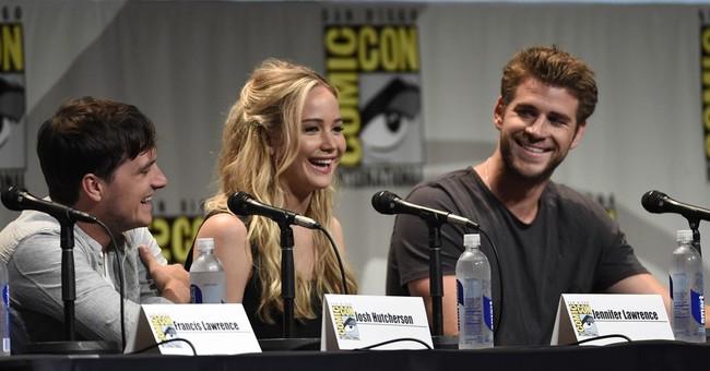 Stars, director of final 'Hunger Games' film unveil trailer