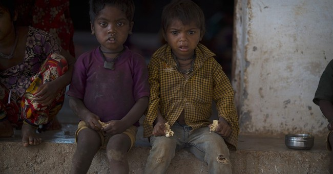 Food politics hits India's most malnourished children