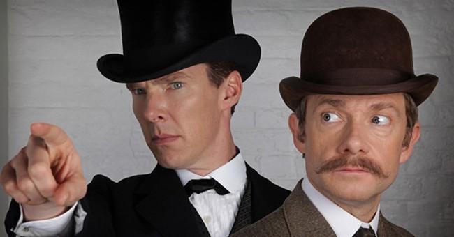 'Doctor Who' versus 'Sherlock'? Keep dreaming, Comic-Con