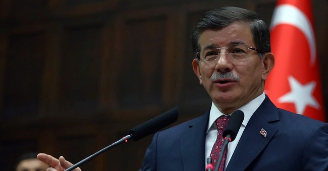 Turkey's Davutoglu tasked to form new government