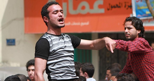 Egypt releases activist detained and held overnight