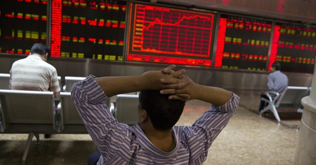 Chinese stocks vs. reality: Shares are untethered to economy