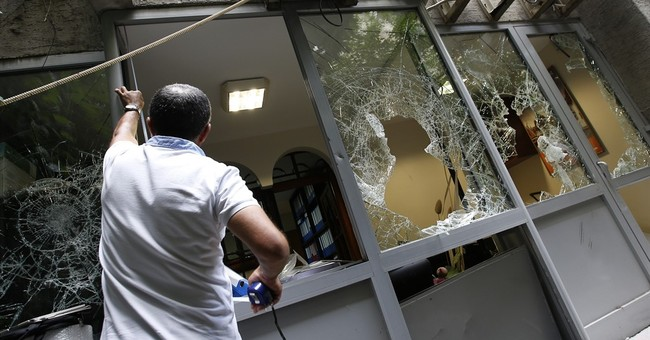 Uighurs protesters assault Thai Consulate in Istanbul