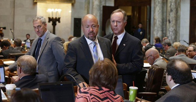 Walker's budget passes, though most GOP opposition he's seen