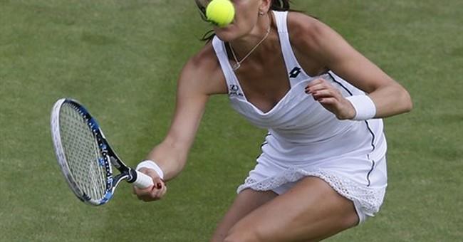 Wimbledon Lookahead: Sharapova tries to end Williams' streak