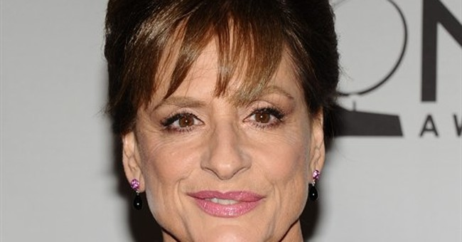 Patti LuPone talks about ringing phones and Broadway's woes