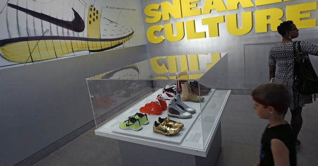 The rise of the sneaker subject of new museum exhibit