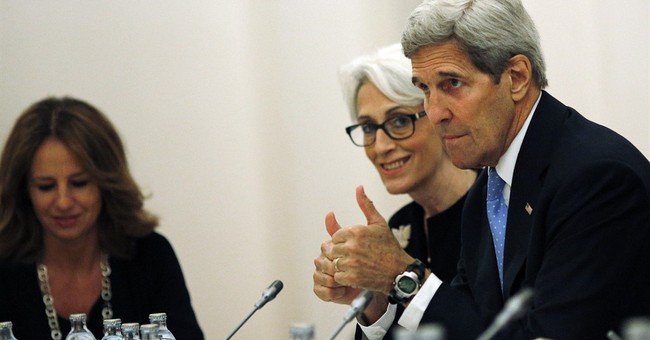 Iran talks at impasse amid bickering, extended for 3rd time