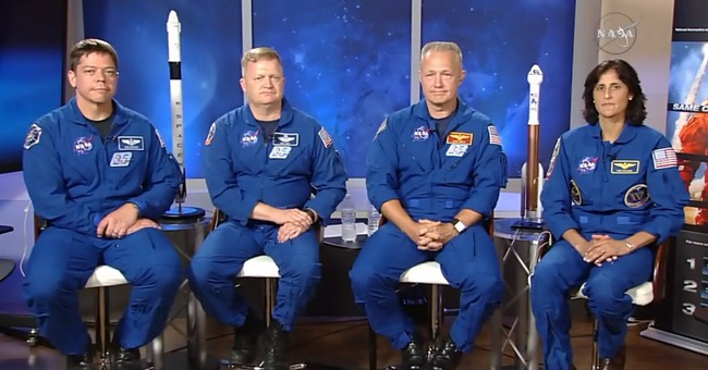 NASA's new commercial crew astronauts: Each wants to fly 1st
