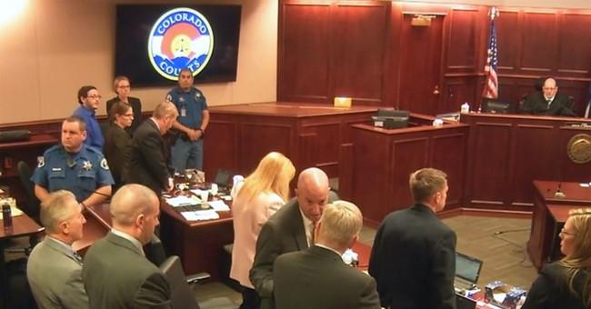 Defense in theater shooting trial rests; closings next week