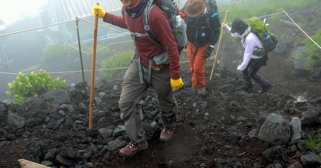 Japan launches free Wi-Fi on Mount Fuji