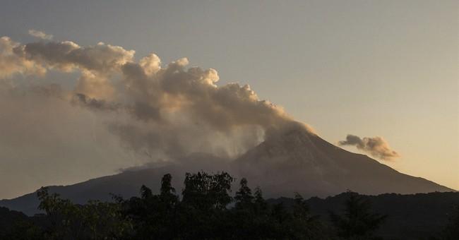Colima Volcano blasts ash, lava in western Mexico