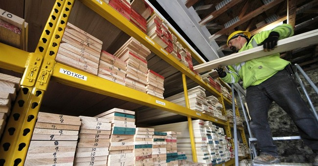 US wholesale stockpiles post biggest gain in 6 months in May