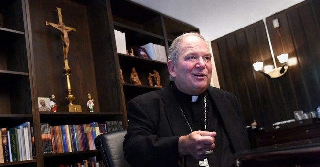 Interim archdiocese leader aims to rebuild trust in church