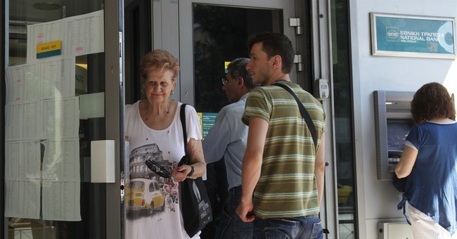 Elderly Greeks tapping pensions fear cuts could hit hard