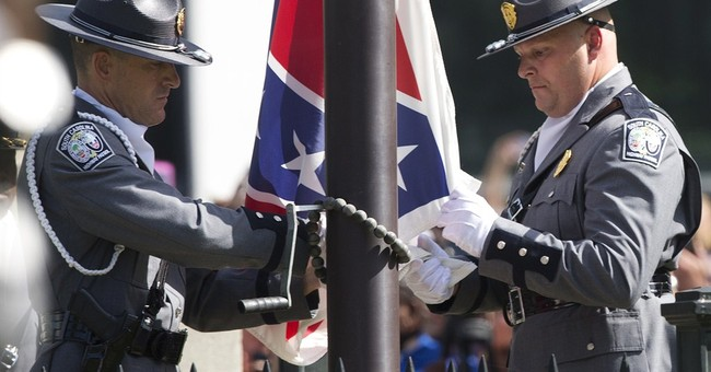 History of the Confederate flag in South Carolina