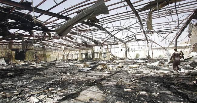 Airstrikes pierce new Yemen truce following ground fighting