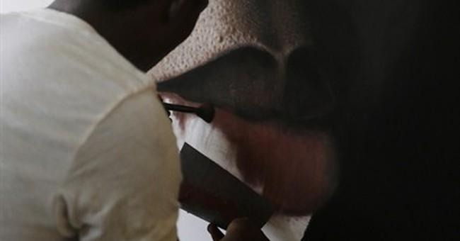 New African art wows international collectors