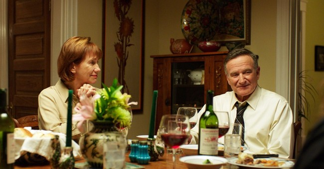 Director: Robin Williams focused on character in final role