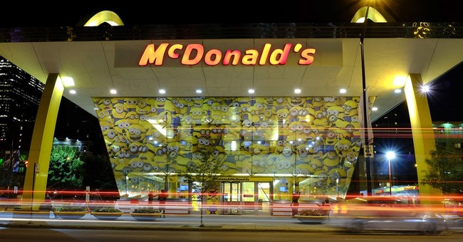 McDonald's: We swear those 'Minions' aren't swearing