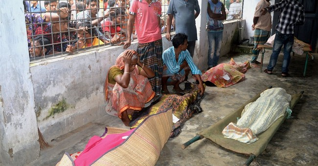 Stampede at charity handout in Bangladesh kills at least 25