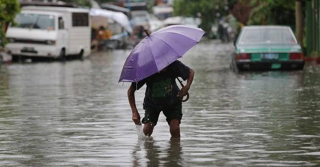 Typhoon pounds China with heavy rains; 1.1 million evacuated