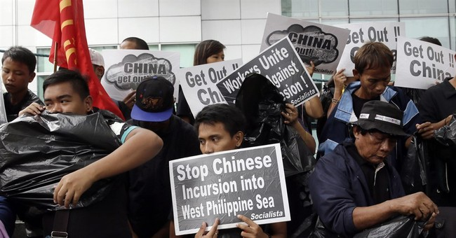 SOUTH CHINA SEA WATCH: China's island-building almost done