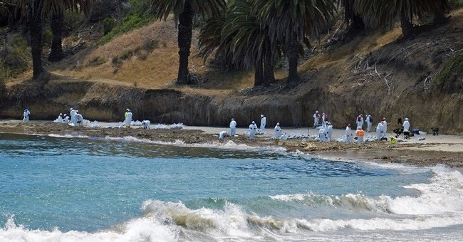 California beach to reopen 2 months after oil spill