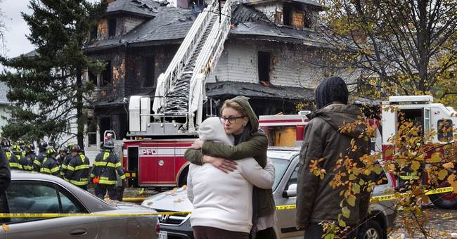 Maine landlord charged in deadly fire after Halloween party
