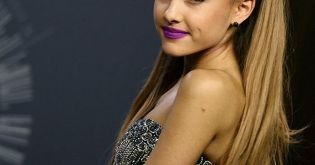 Ariana Grande apologizes again for saying 'I hate America'