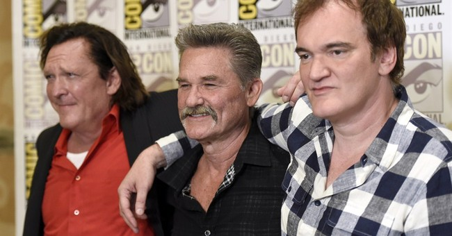 Cast of 'Hateful Eight' share thoughts on Confederate flag