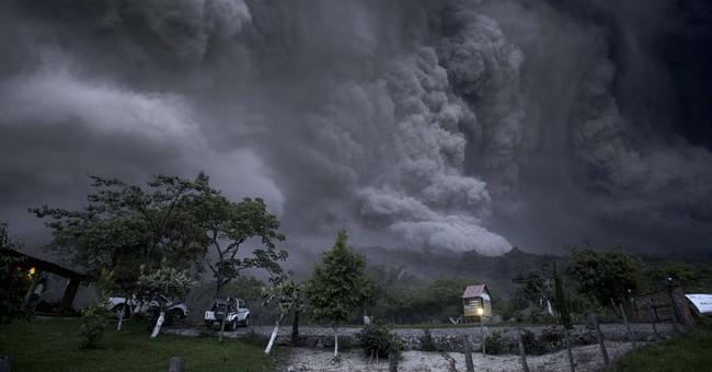 70 evacuated as Colima volcano spews ash in western Mexico