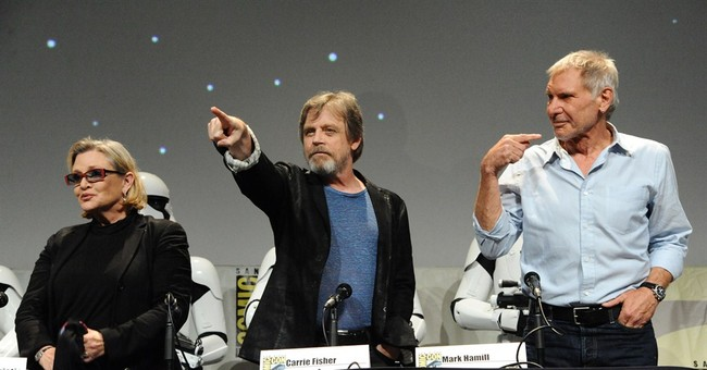 Ford, Abrams shed light on 'The Force Awakens' at Comic-Con