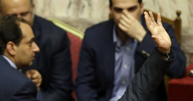 Greece heads to negotiation for bailout reform proposals