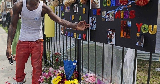 After years of declining crime, a spike in city violence