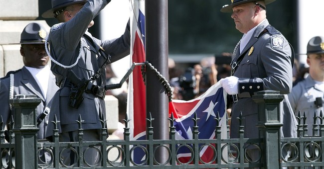 Confederate flag down but what happens now