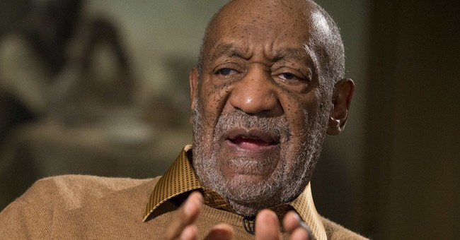 Smithsonian to post sign outside Bill Cosby's art collection