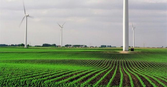 APNewsBreak: South getting its first big wind farm soon